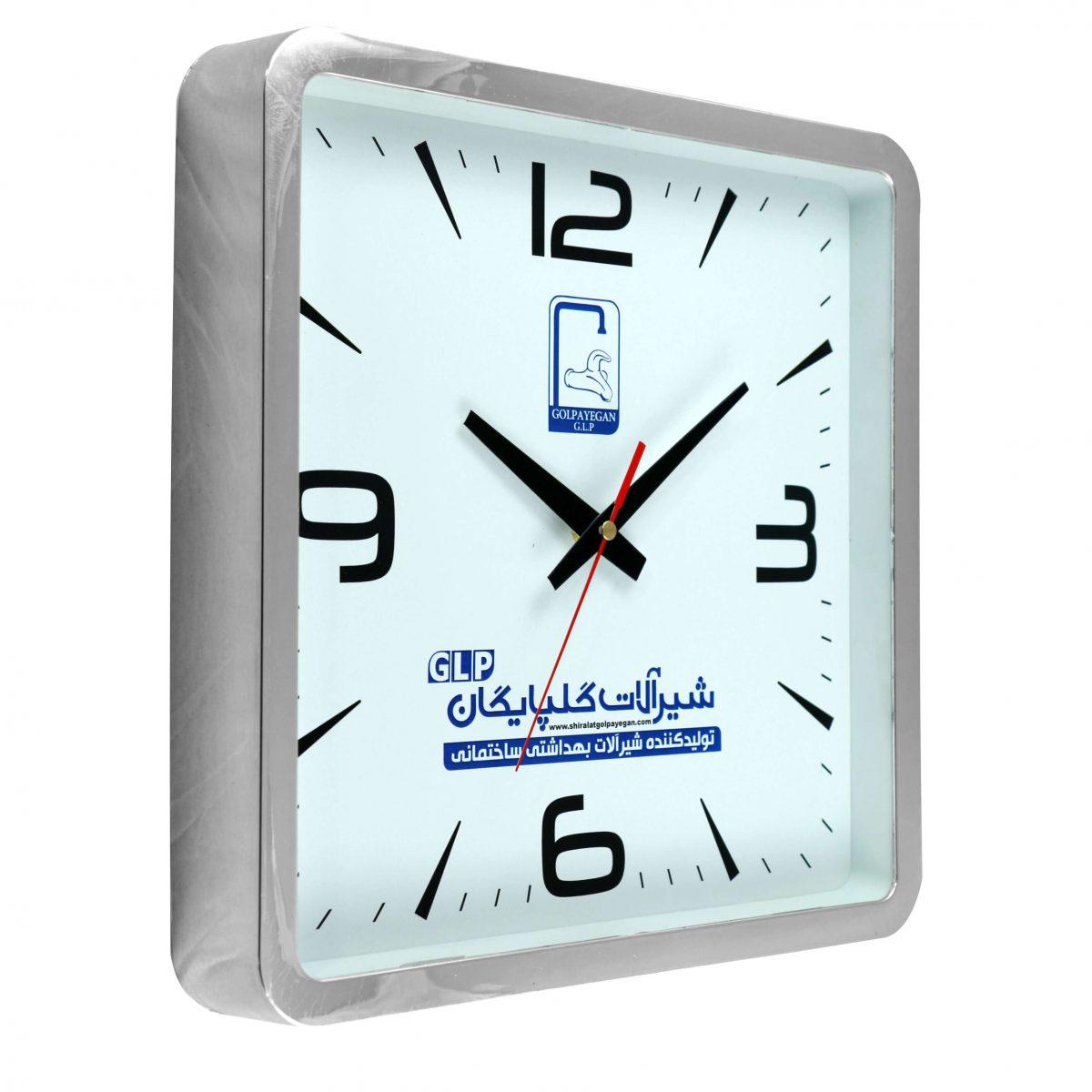 ساعت دیواری مدل کارن 5
