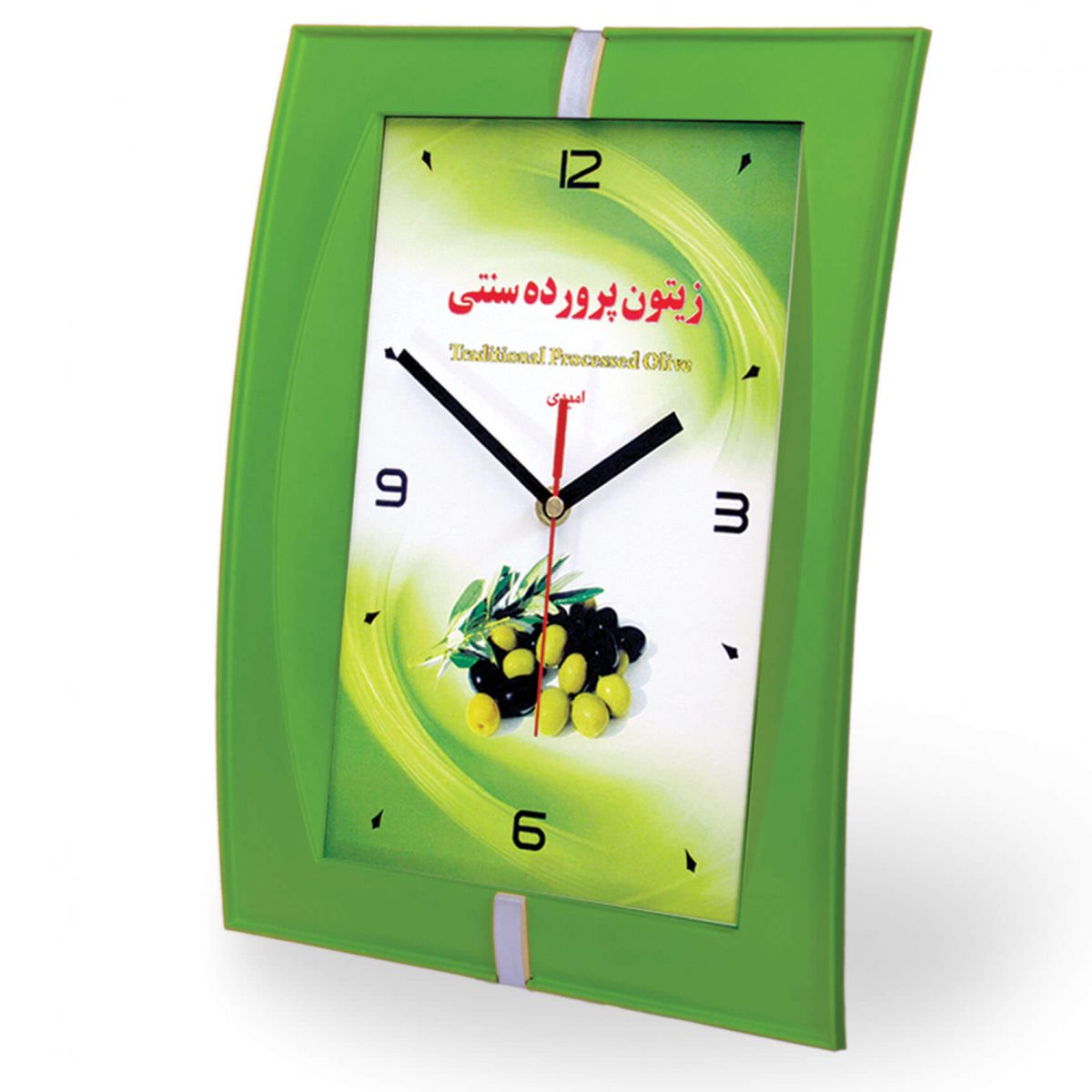 ساعت دیواری مدل نگین1 2