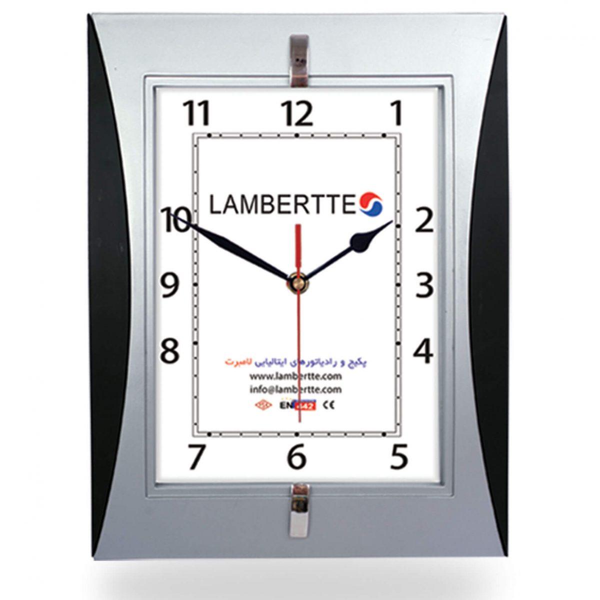 ساعت دیواری مدل نگین2 4